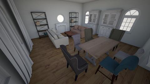 New house - by yuririchesse