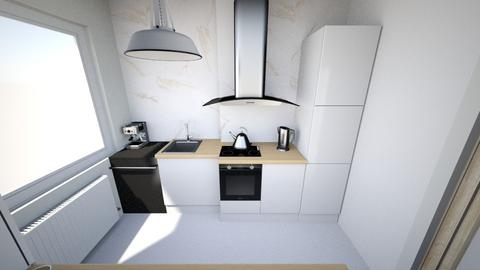 Kosmonautow 2 9 kuchn v3 - Kitchen - by KBI