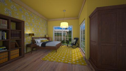 yellow time - Country - Bedroom  - by nuray kalkan