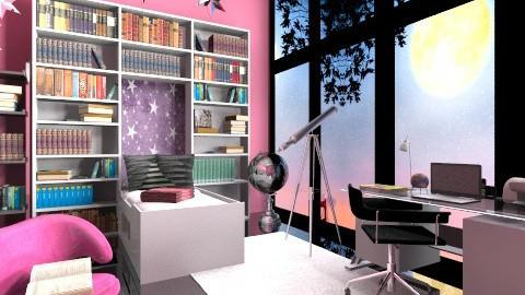 TEENAGE ROOM - Kids room  - by ANAAPRIL