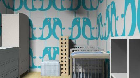 babyyy - Retro - Kids room  - by gizzzzz_