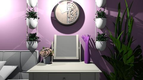 room of makeup - Bedroom - by landen russo