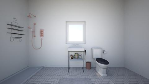aloewieyah - Modern - Bathroom  - by itsaloewieyah_jones