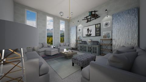 Living Room - Living room - by neverlanddesigns
