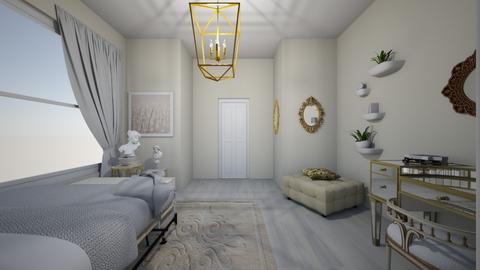 Dream room - Classic - Bedroom  - by Shiloah Paxton