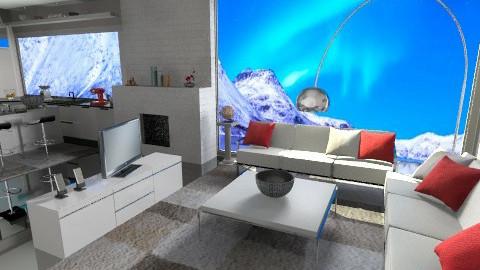 gentle room - Modern - Living room  - by annabeth