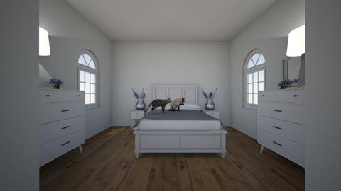 bed room - by king C