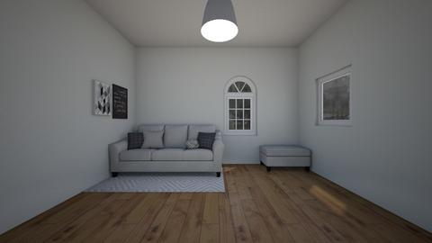 grey  - Living room - by Asa56678