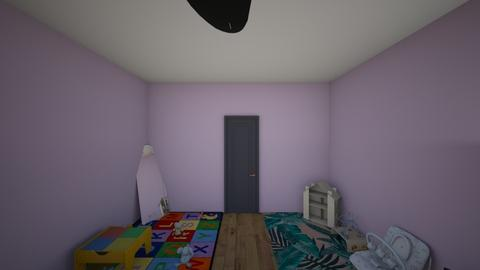 Nursery - Kids room  - by marisdasovich