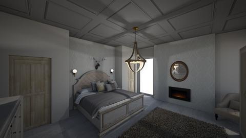 B E R N I C E - Bedroom  - by blueberry_pie26