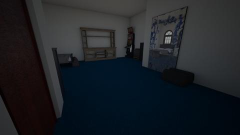 logan cavanaugh pd 8 - Modern - Bedroom  - by lilg129class
