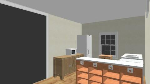 1 - Classic - Kitchen  - by pekolaszlo
