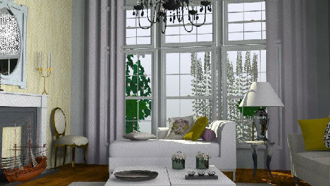 classic living room JO - Classic - by mydeco Insider