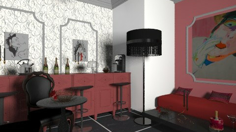 bar - Eclectic - by RobertaS