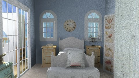 all i ever wanted - Rustic - Bedroom  - by deleted_1550519236_sorroweenah