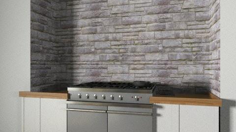Kitchen/:) - Minimal - Kitchen  - by GeorgiaLLR
