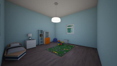 toddler bedroom - Bedroom  - by Olivia114