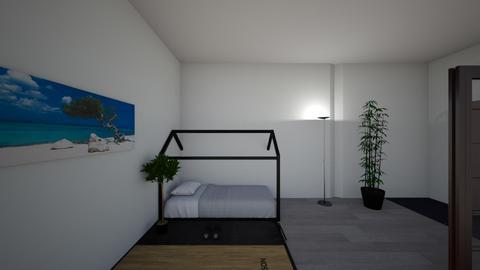 Patriks chill room - Modern - Kids room  - by patu007d