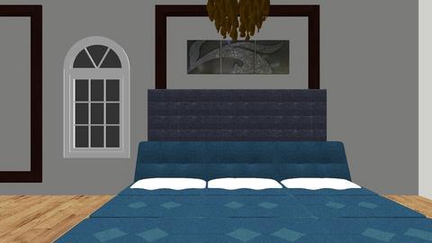 Luxury Bedroom  - Bedroom - by Gab71892
