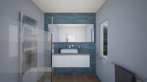 Cologno nostro bagno1 - Bathroom - by natanibelung