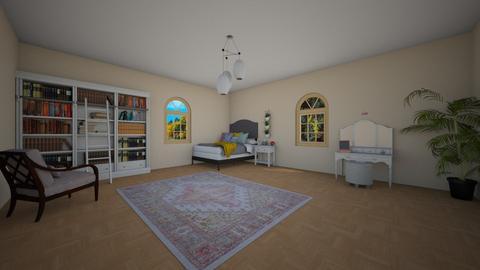 remix pretty bedroom - Bedroom - by xxAveBearxx