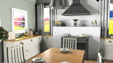 CountryCooking copy - Country - Kitchen  - by miss pink