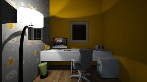 cuarto  - Bedroom  - by lunaskarlata2
