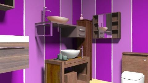Broooooown - Eclectic - Bathroom  - by kristiina123