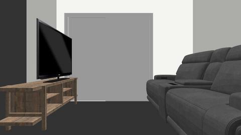 Teste - Living room  - by dextervanroo