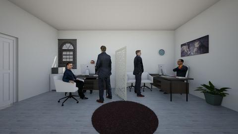huda11 - Office  - by Huda11