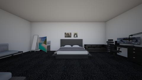 EL cuarto loco - Modern - Living room  - by Iker1907