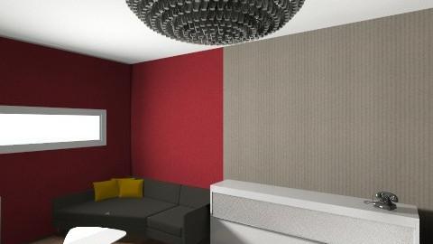 Living Room - Modern - Living room - by matthew thompson