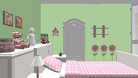 girlsummer - Kids room - by camidome