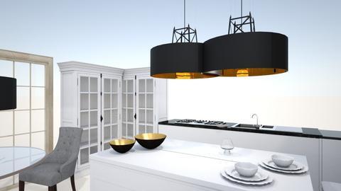 Agnieszka   - Kitchen - by agnieszkahotelvp