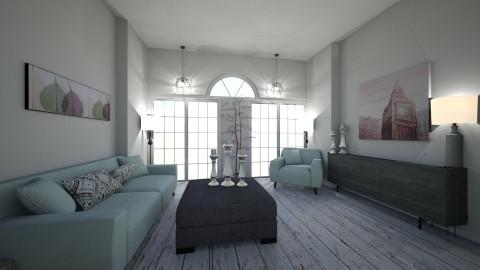 Living Room  1 - by lsavino123