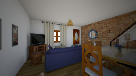 vila - Feminine - Living room - by lih_lih