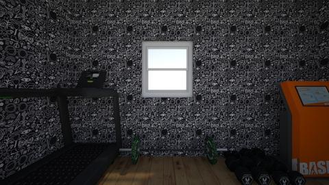 silownia w domu - Classic - by edek gamer