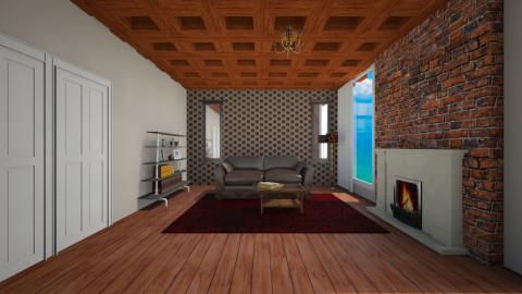 ASM - Glamour - Living room - by Hanane Haidoune