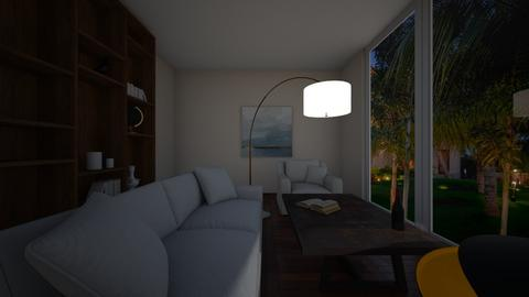 TV Room - by katarinalaaksonen