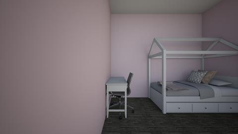 Twin girls room - Kids room - by Olivia230