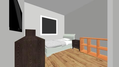 Grays room - Bedroom - by GullaFAM