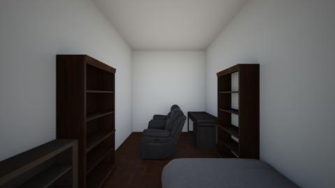 my new room - Bedroom  - by rensvind96