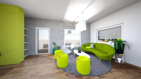 launge room x05 - Kitchen - by APEXDESIGN