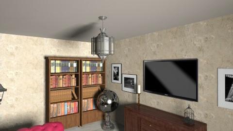 BRITISH brown - Global - Living room - by BUNA