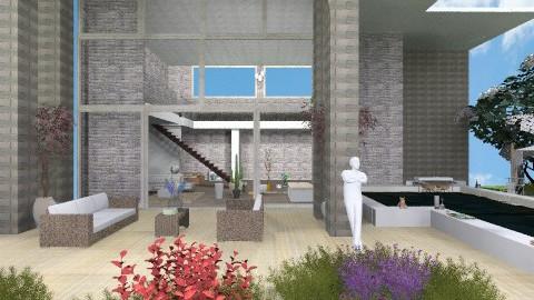 house1 - Modern - Garden  - by JelenaS