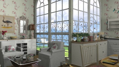 Countryside life- - Country - Living room  - by milyca8