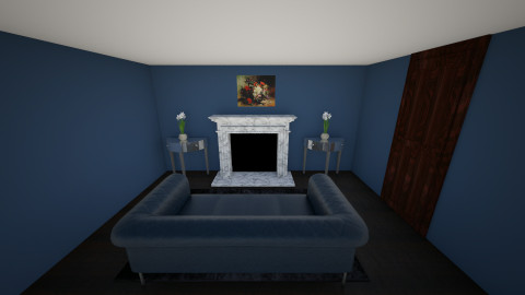 Sitting Room - Living room - by SeraLika