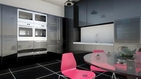 ghftyyhk - Kitchen - by qazxwscv1234