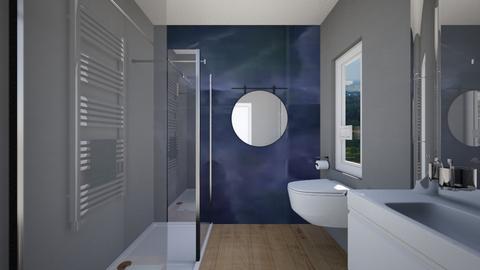 Bagno finestrato - Bathroom - by natanibelung