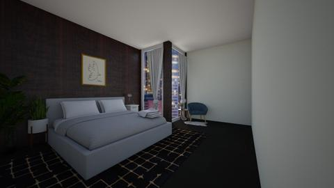8 - Bedroom - by eby_bond